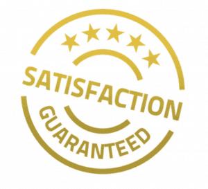 Satisfaction guaranteed, web design Stevenage, Hertfordshire