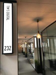 Tim's Digital Corridor, digital marketing offices, Stevenage, Hertfordshire