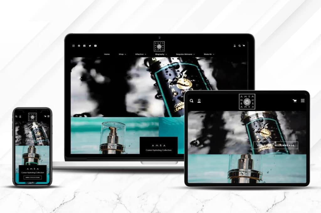 Hertfordshire Web Design Ecommerce
